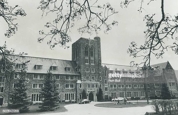 Loretto Abby; built in 1930 in North York is mother house and one of the schools of the Institute of the Blessed Virgin Mary in America. Institute's...