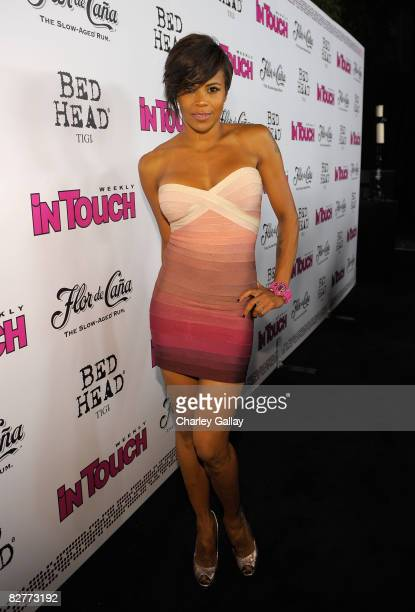 Lori Ann Gibson arrives at In Touch Weekly's ICONS IDOLS CELEBRATION Good Charlotte Leona Lewis and The Veronicas performed Samantha Ronson provided...