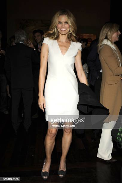 Lori Baker attends Gwyneth Paltrow and VBH's Bruce Hoeksema Host Cocktail Party for Valentino The Last Emperor at VBH on October 27 2009 in New York...