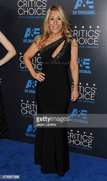 Lori Greiner attends the 5th annual Critics' Choice Television Awards at The Beverly Hilton Hotel on May 31 2015 in Beverly Hills California