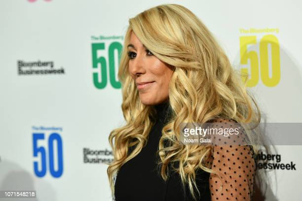 Lori Greiner Attends The Bloomberg  Celebration At Cipriani  Broadway On December