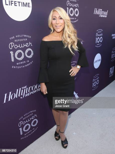 Lori Greiner attends The Hollywood Reporter's 2017 Women In Entertainment Breakfast at Milk Studios on December 6 2017 in Los Angeles California