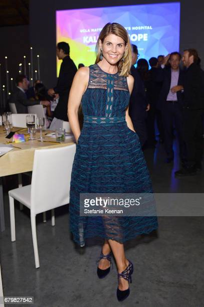 Lori Laughlin attends UCLA Mattel Children's Hospital presents Kaleidoscope 5 on May 6 2017 in Culver City California