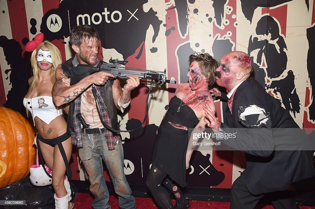 Heidi Klum's 15 Annual Halloween Party