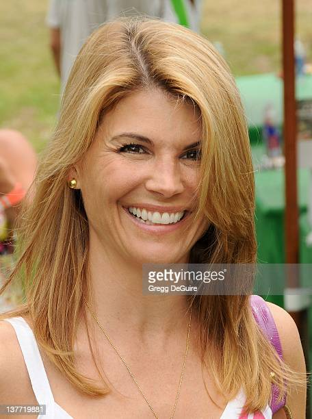 Lori Loughlin arrives at the 21st Annual A Time For Heroes Celebrity Picnic sponsored by Disney to benefit The Elizabeth Glaser Pediatric AIDS...