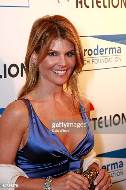 Lori Loughlin arrives at the Cool Comedy-Hot Cuisine Benefit for the Scleroderma Research Foundation at the Four Season's Beverly Wilshire Hotel on...