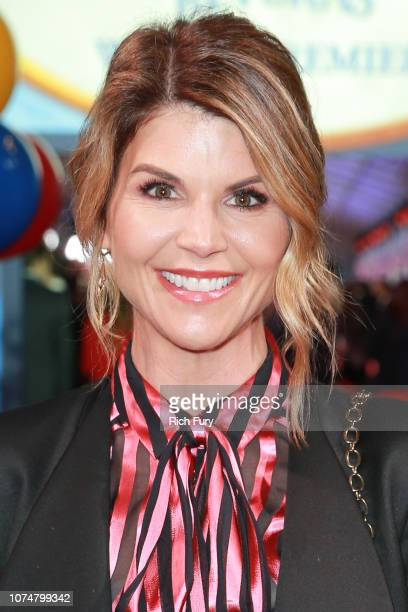Lori Loughlin attends the Premiere Of Disney's 'Mary Poppins Returns' at El Capitan Theatre on November 29 2018 in Los Angeles California