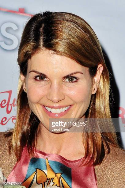 Lori Loughlin attends the Premiere Of FilmRise's 'Life In The Doghouse' at Writers Guild Theater on September 5 2018 in Beverly Hills California