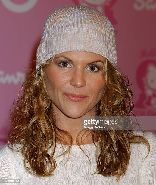 Lori Loughlin during 30th Anniversary Party for Hello Kitty Presented by SANRIO and Target Arrivals at Raleigh Studios in Hollywood California United...