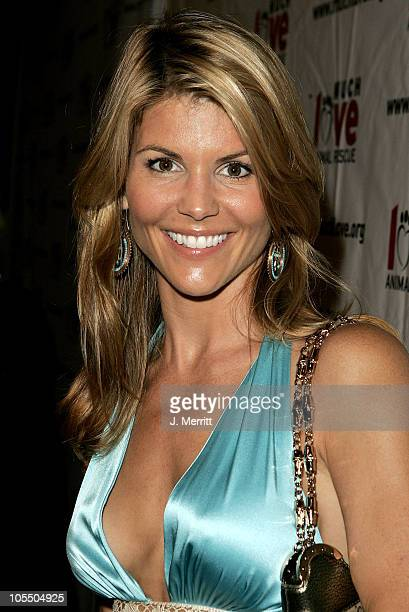 Lori Loughlin during 4th Annual Much Love Animal Rescue Celebrity Comedy Benefit Red Carpet at The Laugh Factory in Hollywood California United States