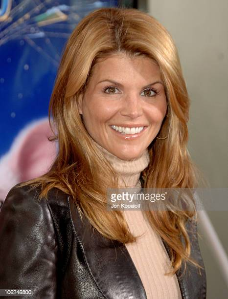 Lori Loughlin during Charlotte's Web Los Angeles Premiere Arrivals at ArcLight Theatre in Hollywood California United States