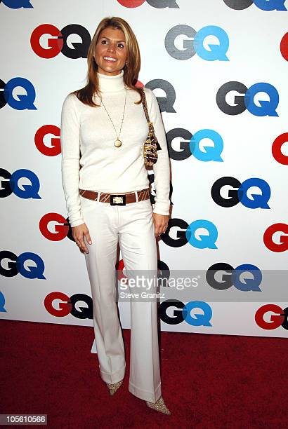 Lori Loughlin during GQ Magazine Celebrates the 2005 Men of the Year Arrivals at Mr Chow in Beverly Hills California United States