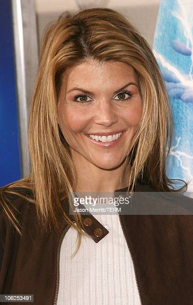 Lori Loughlin during LionsGate's 'Happily N'Ever After' Los Angeles Premiere at The Mann Festival Theater in Westwood California United States