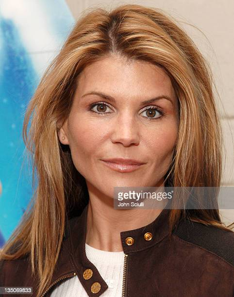 """Lori Loughlin during Los Angeles Premiere of LionsGate's """"Happily N'Ever After"""" Hosted by the Hot Moms Club at The Mann Festival Theater in Westwood,..."""