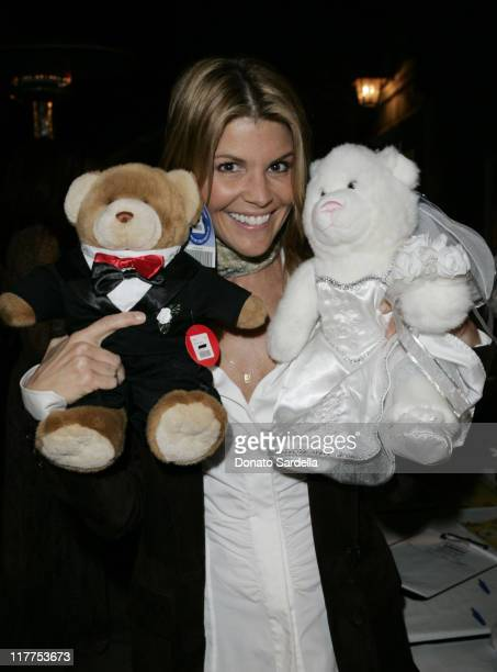 Lori Loughlin during Stars Make Their Voices Heard at a Silent Auction for Lollipop Theater Network at Private Home in Beverly Hills California...