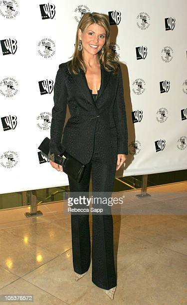 Lori Loughlin during The Help Group's 8th Annual Teddy Bear Ball at The Beverly Hilton in Beverly Hills California United States