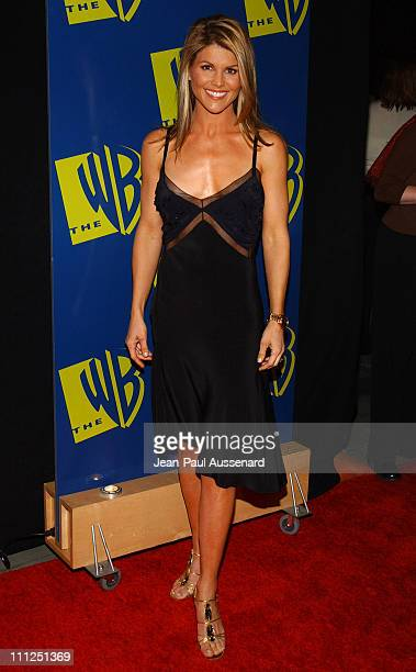 Lori Loughlin during The WB Network's 2004 All Star Party at Hollywood Highland in Hollywood California United States