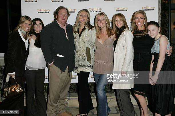 Lori Loughlin Kay O'Connell John Carrabino Jamie Tisch Maeve Quinlan Lisa Kudrow Janet crown Peterson and Holly Stell