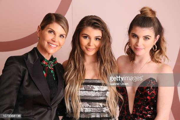 Lori Loughlin Olivia Jade Giannulli and Isabella Rose Giannulli celebrates the Olivia Jade X Sephora Collection Palette Collaboration Launching...