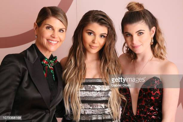Lori Loughlin Olivia Jade Giannulli and Isabella Rose Giannulli celebrate the Olivia Jade X Sephora Collection Palette Collaboration Launching Online...
