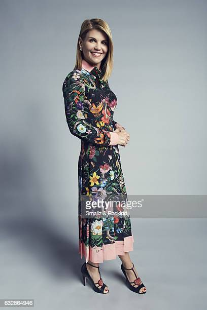 Lori Loughlin poses for a portrait at the 2017 People's Choice Awards at the Microsoft Theater on January 18 2017 in Los Angeles California