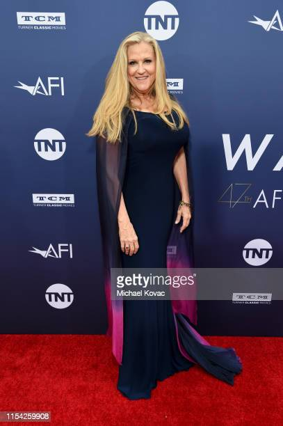 Lori McCreary attends the 47th AFI Life Achievement Award honoring Denzel Washington at Dolby Theatre on June 06 2019 in Hollywood California