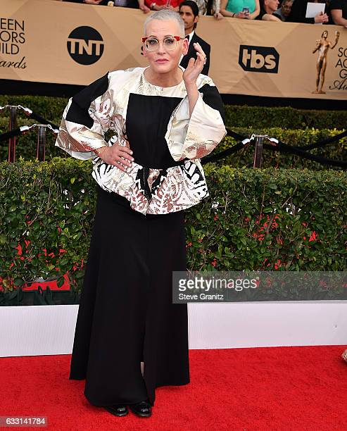 Lori Petty arrives at the 23rd Annual Screen Actors Guild Awards at The Shrine Expo Hall on January 29 2017 in Los Angeles California