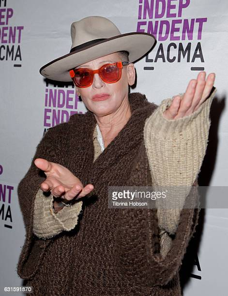 Lori Petty attends the premiere of Magnolia Pictures 'I Am Not Your Negro' at LACMA on January 12 2017 in Los Angeles California