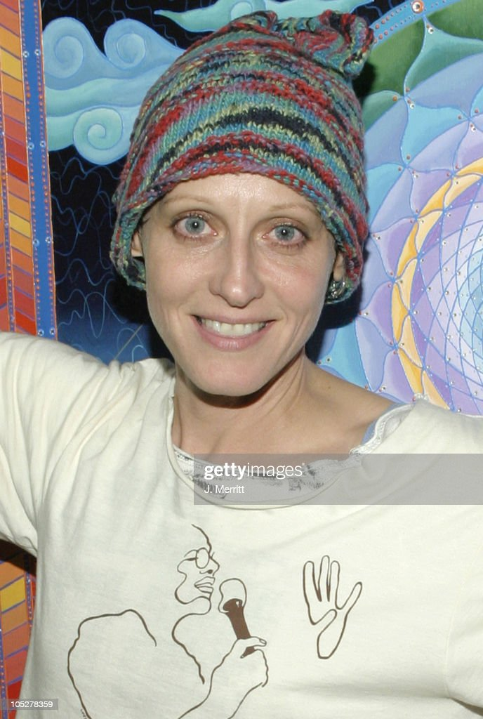 Lori Petty during Carl Anderson Benefit Concert at Agape International Spiritual Center in Culver City, California, United States.