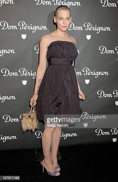 Lori Petty during Dom Perignon Karl Lagerfeld and Eva Herzigova Host An International Launch To Unveil The New Image Of Dom Perignon Rose Vintage...