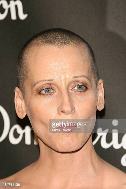 Lori Petty during Dom Perignon Rose Vintage 1996 Champagne by Karl Lagerfeld Launch Party at Private Residence Beverly Hills in Beverly Hills...