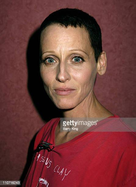Lori Petty during Hollywood's Master Storytellers Present 'A League of Their Own' Screening and appearance with Penny Marshall and Lori Petty at...