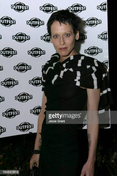 Lori Petty during Outfest Celebrates Gay Hollywood at The home of Paul Colichman in Bel Air, California, United States.
