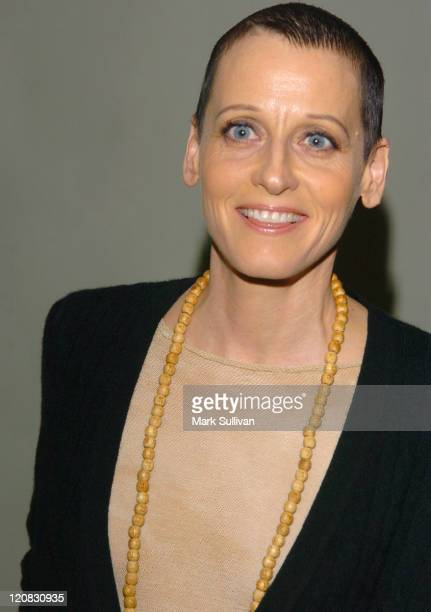 Lori Petty during Women in Film and Hallmark Channel Honor Dr Maya Angelou Arrivals in Los Angeles California United States