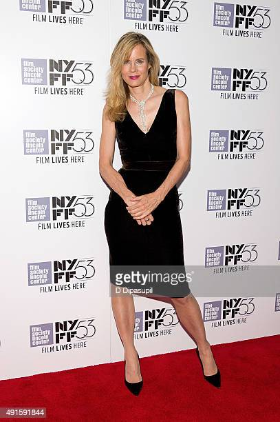 Lori Singer attends the Experimenter premiere during the 53rd New York Film Festival at Alice Tully Hall on October 6 2015 in New York City