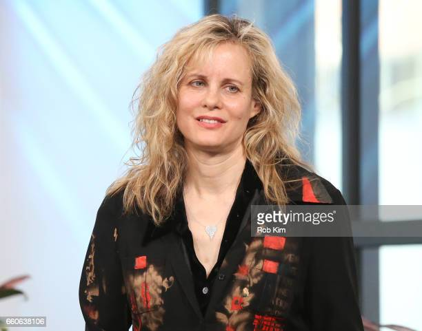 Lori Singer discusses God Knows Where I Am during the Build Series at Build Studio on March 30 2017 in New York City