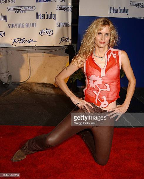 Lori Singer during Paramount Home Entertainment Celebrates DVD Releases Of 6 AllTime Musical Favorites Arrivals at Paramount Studios in Hollywood...