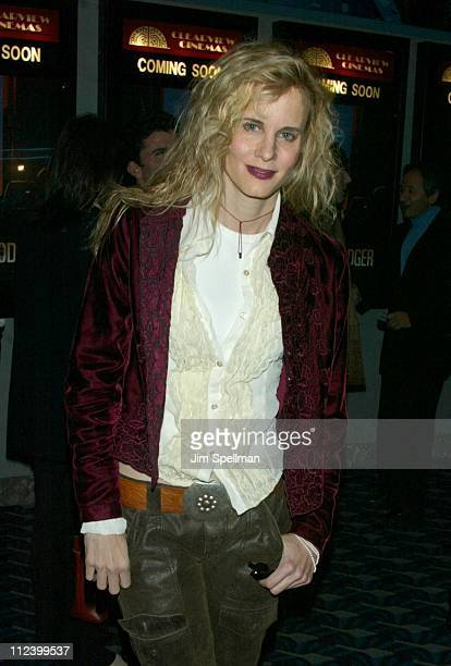 Lori Singer during Roger Dodger Premiere New York at Chelsea 9 in New York City New York United States