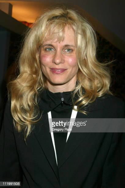 Lori Singer during The Company New York Premiere Inside Arrivals at Paris Theatre in New York City New York United States