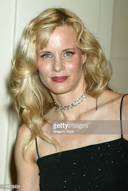 Lori Singer during Tribute to Olivia NewtonJohn at the One World One Child Benefit at The Plaza Hotel in New York City New York United States