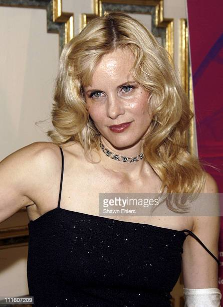 Lori Singer during Tribute to Olivia NewtonJohn at the One World One Child Benefit at The Plaza Hotel in New York New York United States