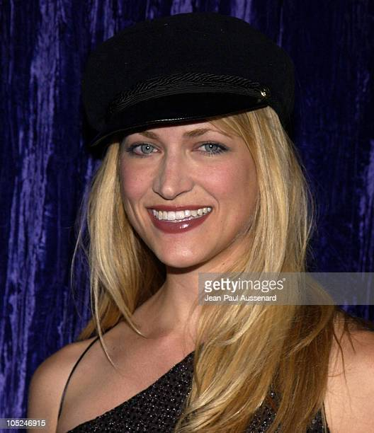 Lorie Heuring during 2004 Maxim Calendar Release Party at Bliss in Los Angeles California United States