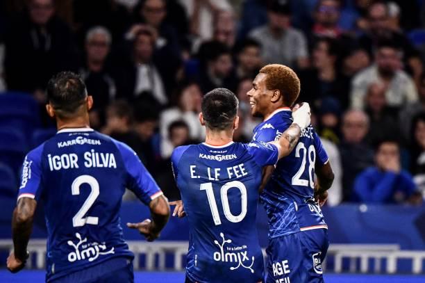 FRA: Olympique Lyonnais v FC Lorient - Ligue 1 Uber Eats