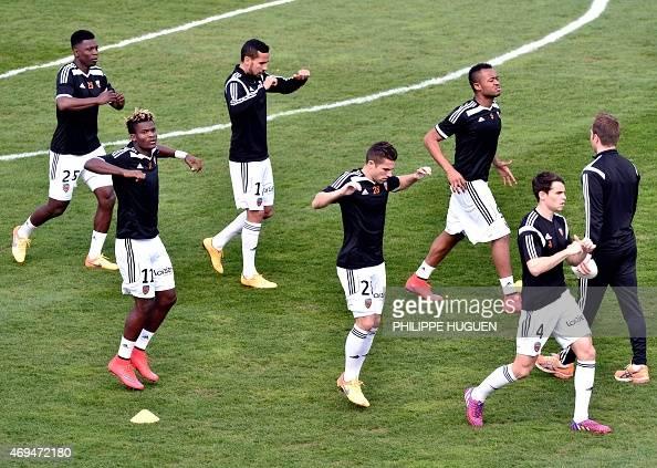 Fotos e imagens de rc lens v fc lorient ligue 1 getty for Lorient match