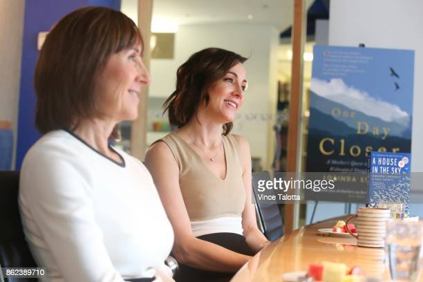 TORONTO ON OCTOBER 16 Lorinda Stewart mother of former hostage Amanda Lindhout speaks to the Star along with her daughter about the ongoing trial of...