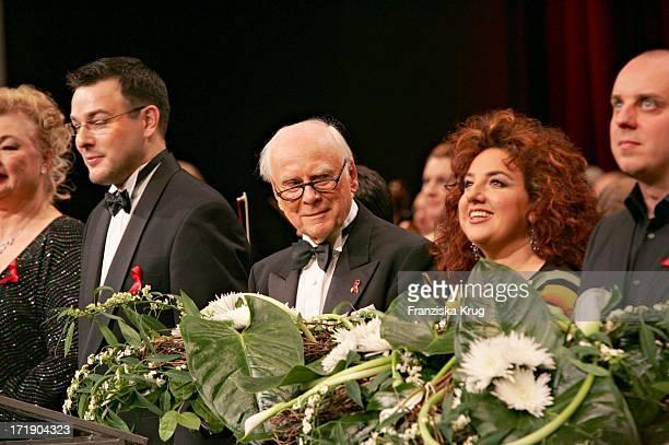 Loriot Alias Vicco Von Bülow Bei Der 11 Festlichen Operngala Für Die Aidsstiftung 'In Memoriam Irina Pabst' In Der Deutschen Oper In Berlin Am 131104