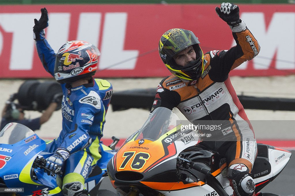 MotoGP of San Marino - Race : News Photo