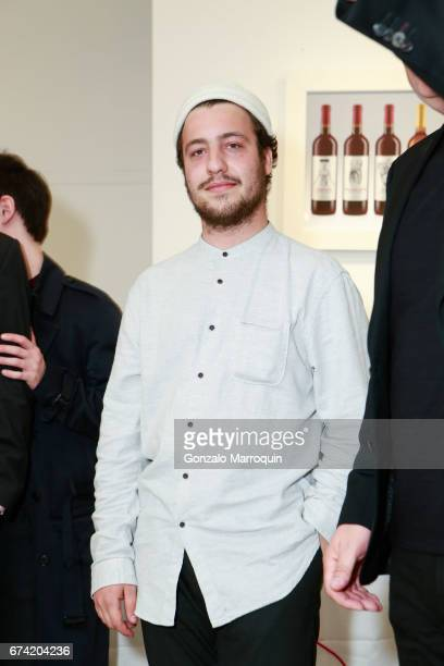 Loris Briguet attends the Swiss Wine Valais Loves New York hosted by Gregory de la Haba Billy The Artist Anthony HadenGuest and Raul Zamudio at...