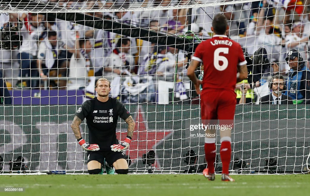 Real Madrid v Liverpool - UEFA Champions League Final : ニュース写真