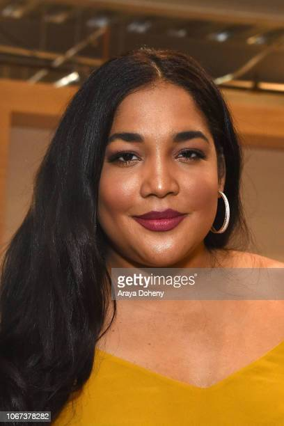 Lorna Litz attend the Culture Friendship By Multiculti Corner Mixed Up Clothing Fashion Show on December 1 2018 in Marina del Rey California